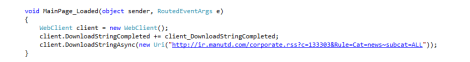 DownloadStringXML